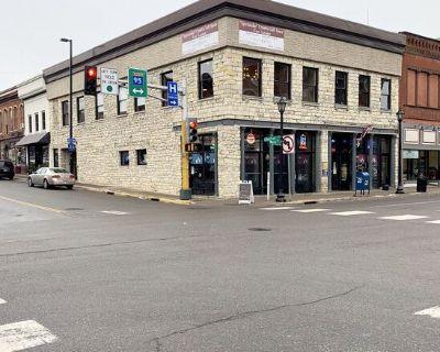Beautifully restored historic building on historic Main Street in Stillwater