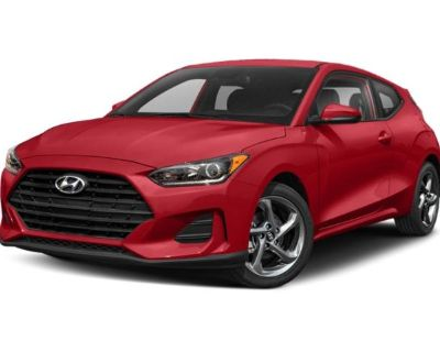 Certified Pre-Owned 2019 Hyundai Veloster 2.0 FWD 3dr Car