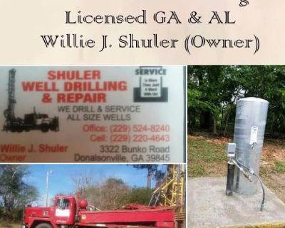 Shuler's Well Drilling