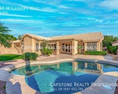 1788 W Canary Way, Chandler, AZ 85286 4 Bedroom House
