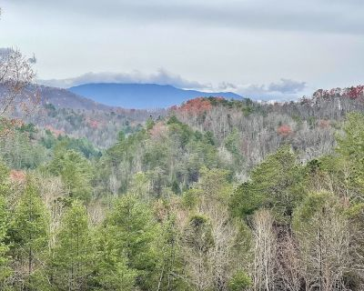 Little Smoky Hideaway (New Hot tub, Appliances, Hand Made King Size Mattress wit - Pigeon Forge