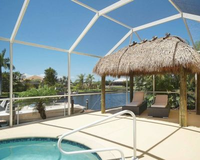Villa Sunlight - heatable Pool with Jacuzzi and direct gulf access - Pelican