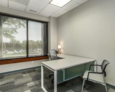 Office Suite for 3 at Office Evolution - Overland Park