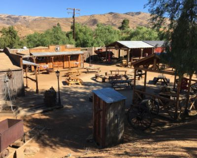 Stunning and Unique Western Town, agua dulce, CA