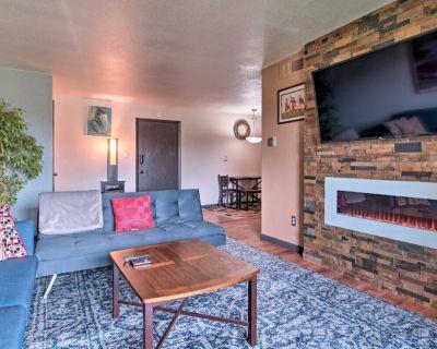 NEW! Modern Condo w/Patio, 6 Miles to Dtwn Boulder - Gunbarrel