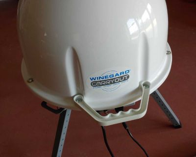 Winegard Carryout Satellite Dome
