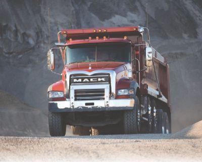 Dump truck loans - (All credit types) - Nationwide