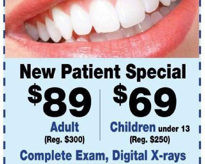 Dentist Near Me, Accepting New Patients