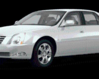 2011 Cadillac DTS Sedan