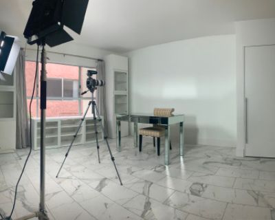 YouTube Studio - Photo/Video Space (Equipment INCLUDED), West Hollywood, CA