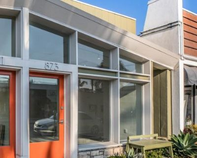 Bright and Inviting Contemporary Art Gallery, Pacific Palisades, CA