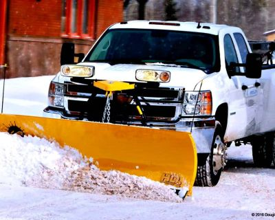 Fisher Engineering HD2 9' Snow Plow Blades Erie, PA
