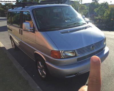 2003 Eurovan MV, Low Miles 129k