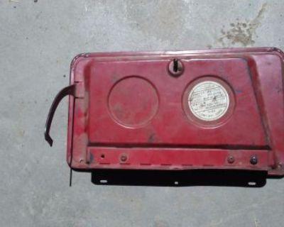 1968 Firebird Glovebox Door
