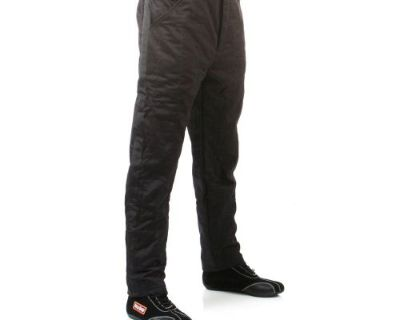 Racequip 122007 Driving Pant Sfi-5 Pants Black 2x-large