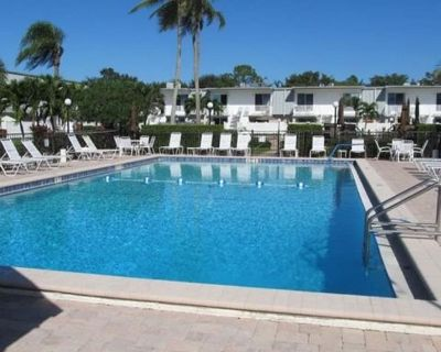 Safe and Quiet Condo in the Tropics - Cypress Lake