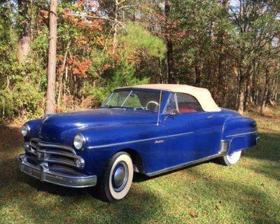 1950 Dodge Wayfarer Convertible