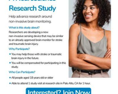 Participate in a Neuroscience Research Study