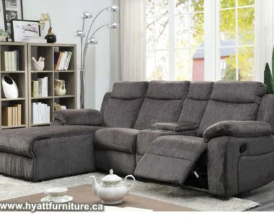 Brand new Comfy Fabric Sectional Sofa only $1398