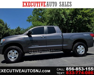 Used 2012 Toyota Tundra 4WD Truck Double Cab 5.7L V8 6-Spd AT SR5 (Natl)