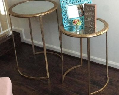 amaizing pair side tables