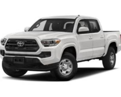2019 Toyota Tacoma TRD Sport Double Cab 5' Bed V6 4WD Manual
