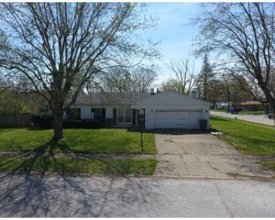 3 Bed 2 Bath Preforeclosure Property in Indianapolis, IN 46224 - W 32nd Pl