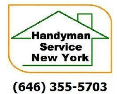 Furniture Assembly, 646 355 5703, TV mounting, Air Conditioner, A/C, Installations, Handyman Handyma