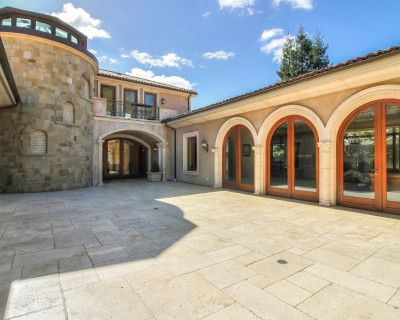 14685 Sq. Ft. Beautiful Luxury Home nearby Stanford, Atherton, CA