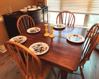 Estate Moving Sale – Quality Antique and Modern Furniture and Home Accessories