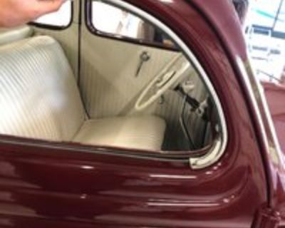 1935/1936 Ford wing accessory wing window frames