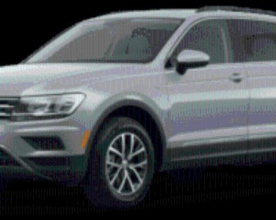 2021 Volkswagen Tiguan SE