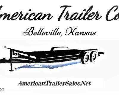 American Trailer Co. still has trailers IN STOCK!!!