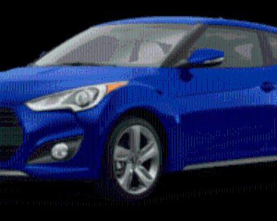 2014 Hyundai Veloster Turbo R-Spec
