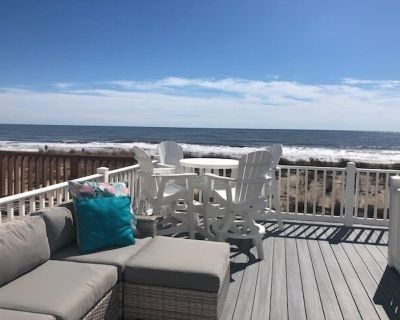 Beach Village - Oceanfront Townhome - North Ocean City