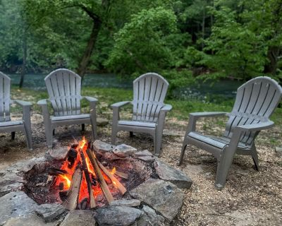 Relax & Unwind at the Chestatee River Retreat! Pet Friendly & Near Wineries - Dahlonega