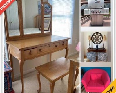 Bethesda Downsizing Online Auction - Edgeley Road