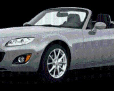 2010 Mazda MX-5 Miata Touring PRHT