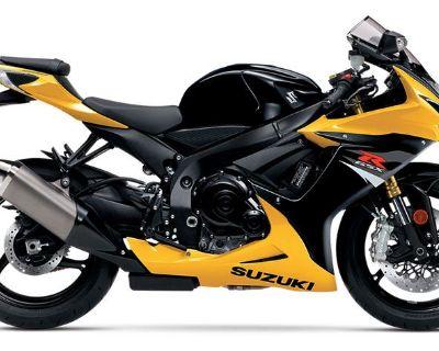 2017 Suzuki GSX-R750 Supersport Shawnee, KS
