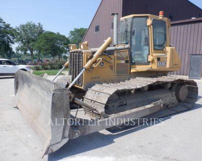 2002 JOHN DEERE 850C LGP Dozers, Crawler Tractors