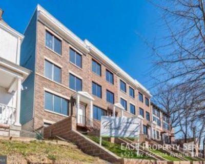 4525 1/2 Georgia Ave Nw #1, Washington, DC 20011 3 Bedroom Apartment