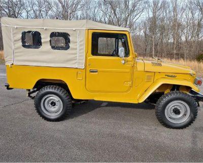 1976 Toyota Land Cruiser FJ