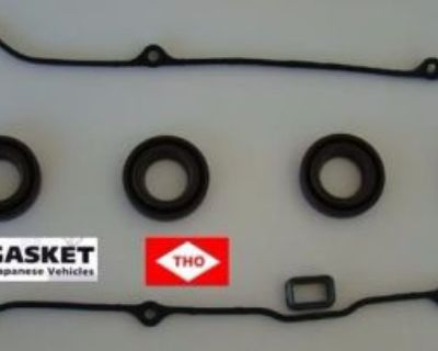 Fits 95-99 Nissan Sentra 200sx 1.6l Valve Cover Gasket Set New