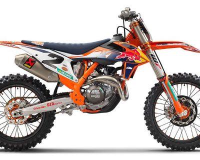 2021 KTM 450 SX-F Factory Edition Motocross Off Road Burleson, TX