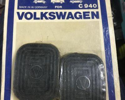 Nos german pedal pads