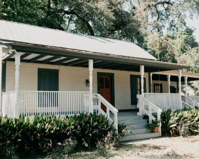 Cozy Cajun Cabin two blocks from the Parade Route or Downtown Lafayette - Lafayette
