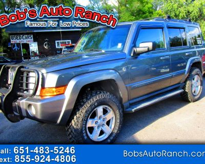 Used 2008 Jeep Commander 4WD 4dr Sport