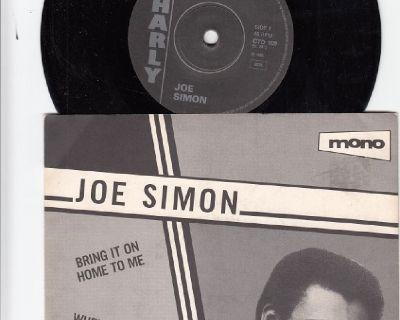 JOE SIMON*MINT-45~EP !