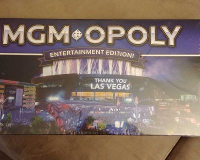 MGM OPOLY