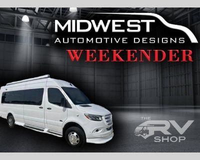 2022 Midwest Automotive Designs Weekender MD2-Lounge